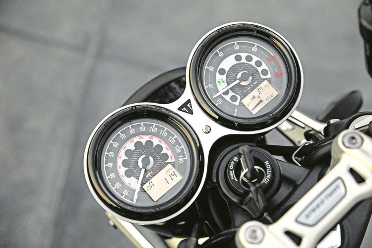 triumph speed twin T120