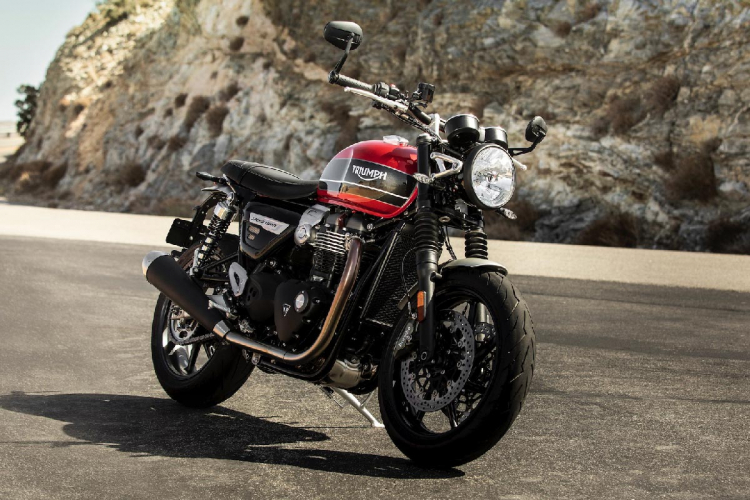 2019 Triumph Speed Twin 1200 cc