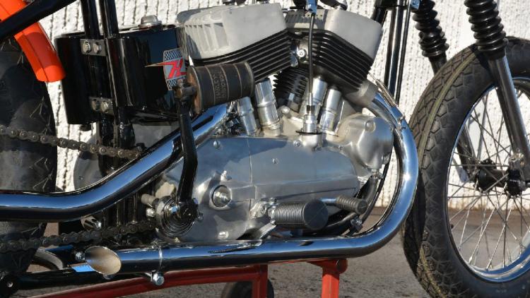 flathead 45 cui ou latéral 750 cc