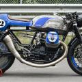 moto guzzi V9 Roamer custom