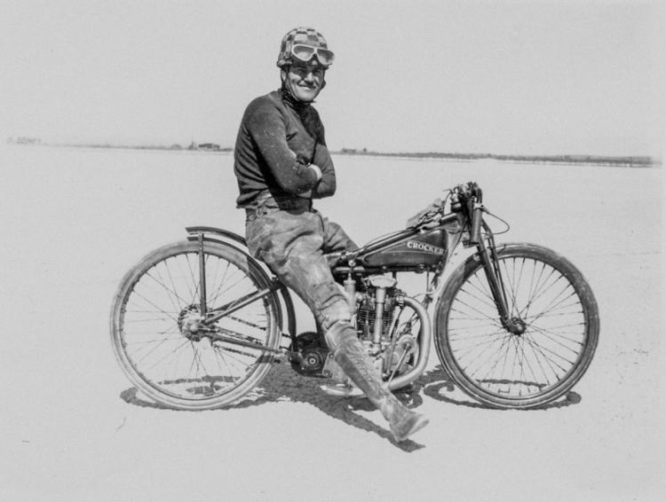 crocker speedway moto