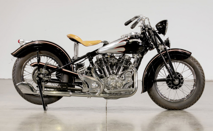 crocker big tank 1939 61ci