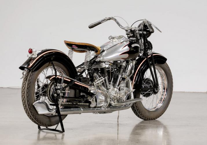 crocker: la moto la plus chère