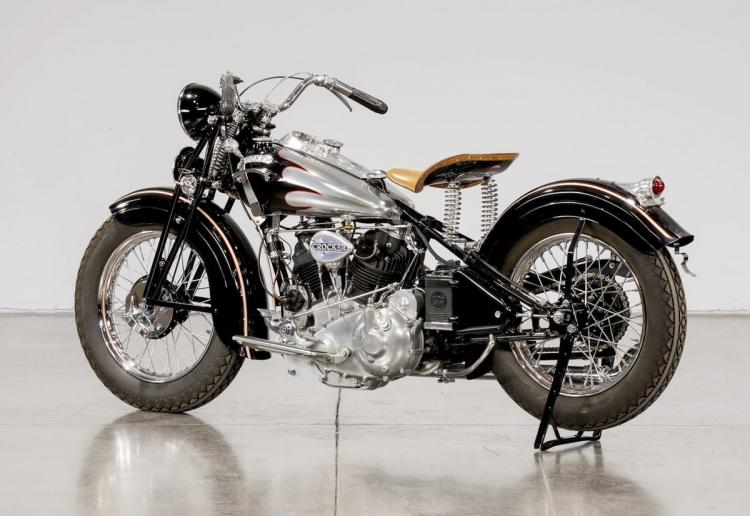 crocker :moto la plus chère au monde