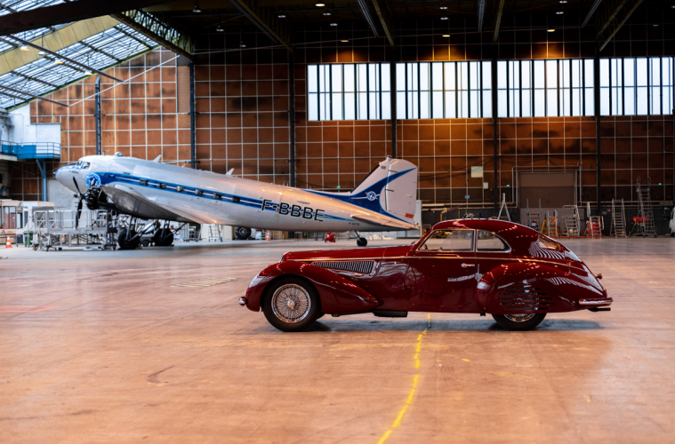 alfa romeo 8C 2900 B Touring Berlinetta