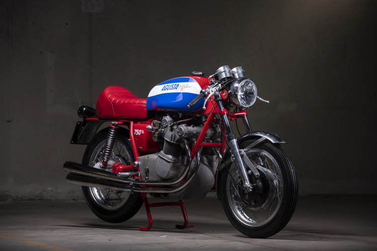 MV Agusta 750 collection