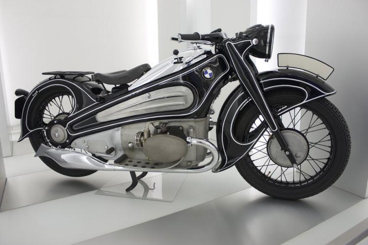 BMW R7 1934