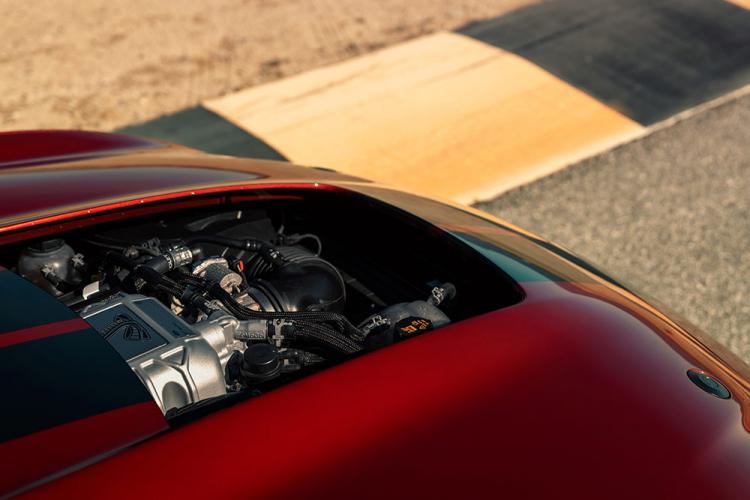 V8 américains muscle car
