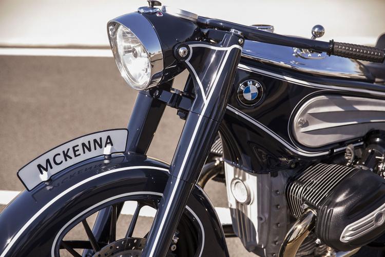 BMW Motorrad nineT custom