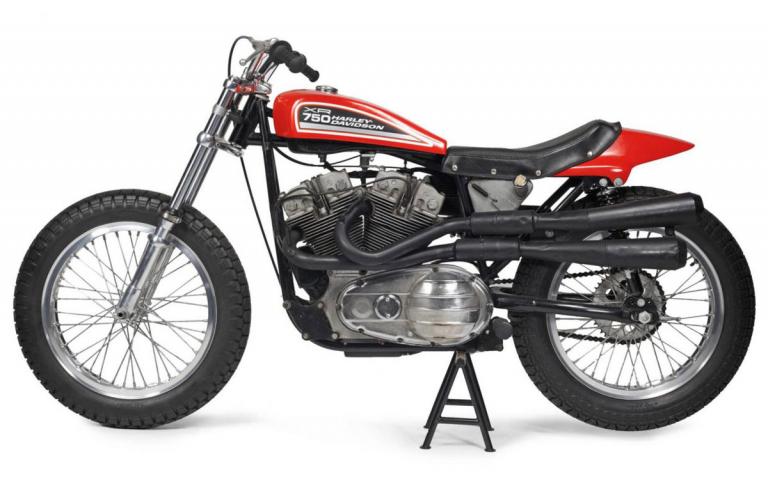 harley-davidson xr 750