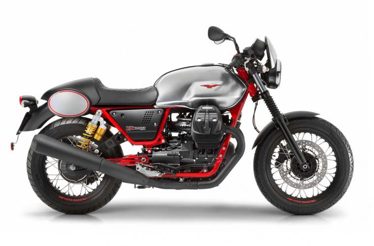 moto guzzi V 7 III racer