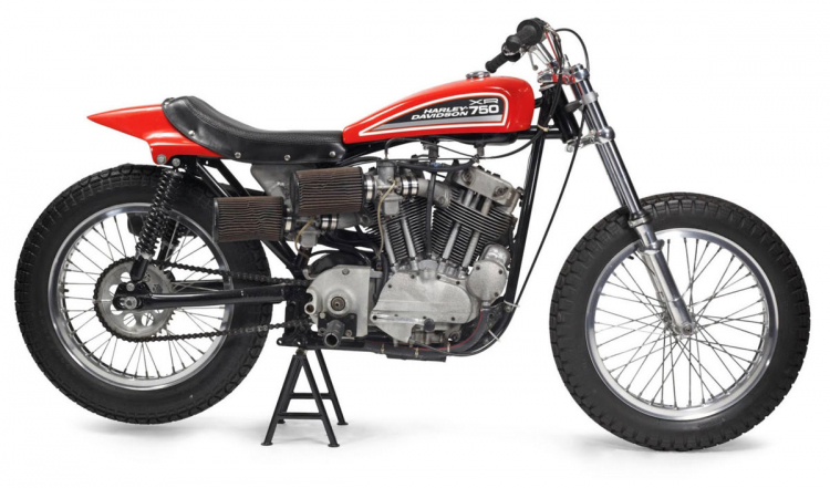 harley-davidson xr 750 1972