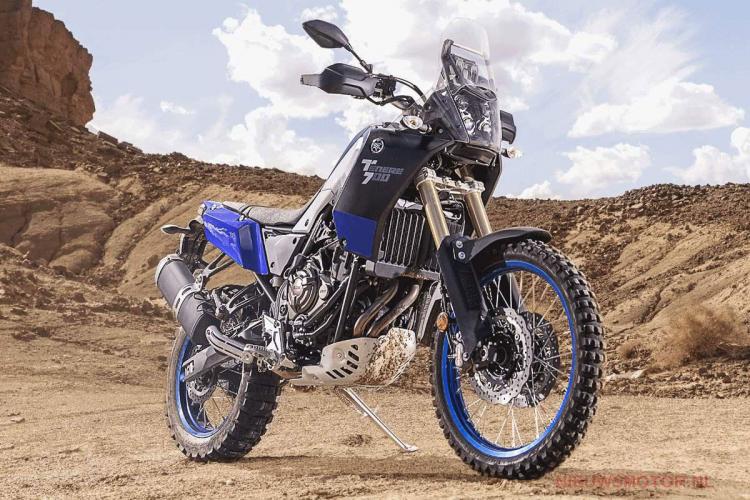 moto trail raid