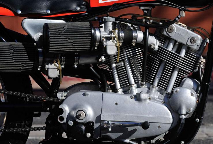 v-twin moteur harley