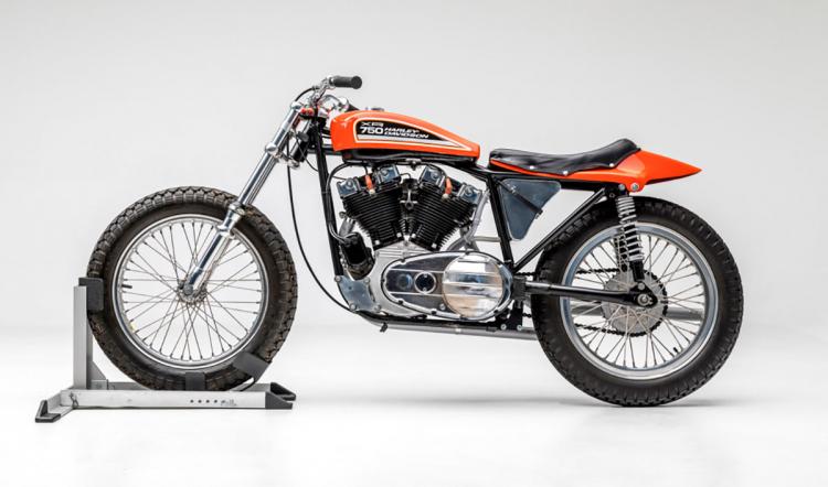 harley-davidson xr 750 1970-1971
