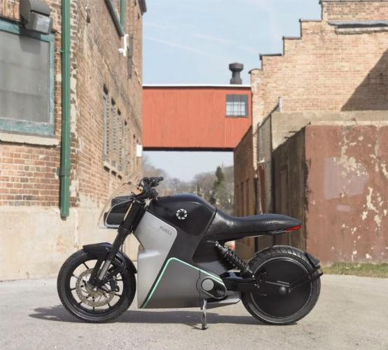 moto électrique Buell