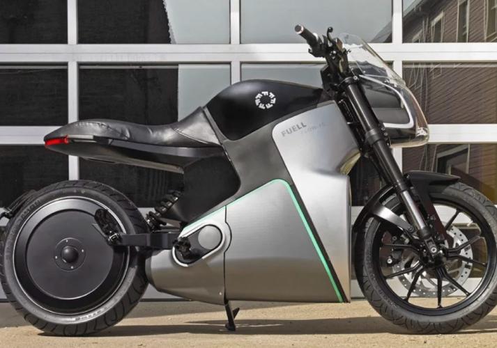 moto électrique américaine