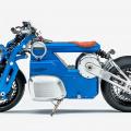 curtiss motorcycles moto électrique