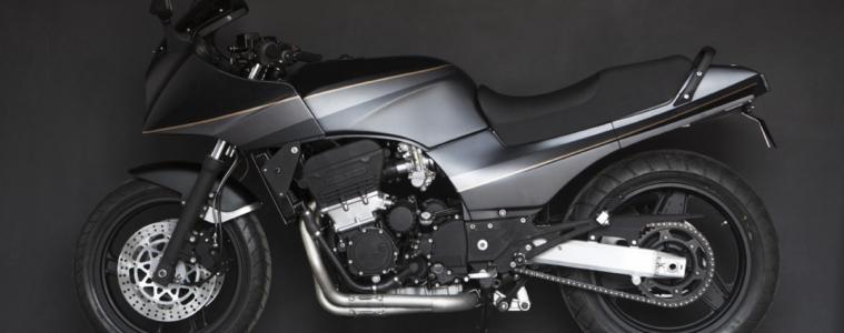 Kawasaki GPZ900 R Ninja Wrenchmonkees