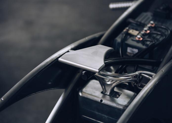 batterie électrique moto