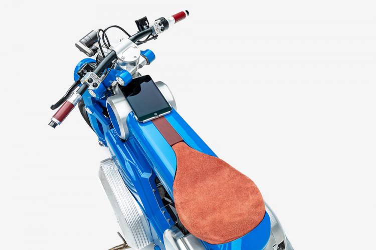 moto électrique la plus puissante