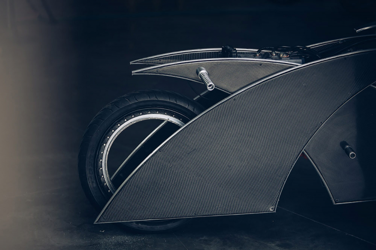 moto électrique concept bike