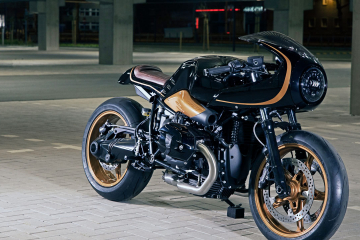 BMW Pure R nineT