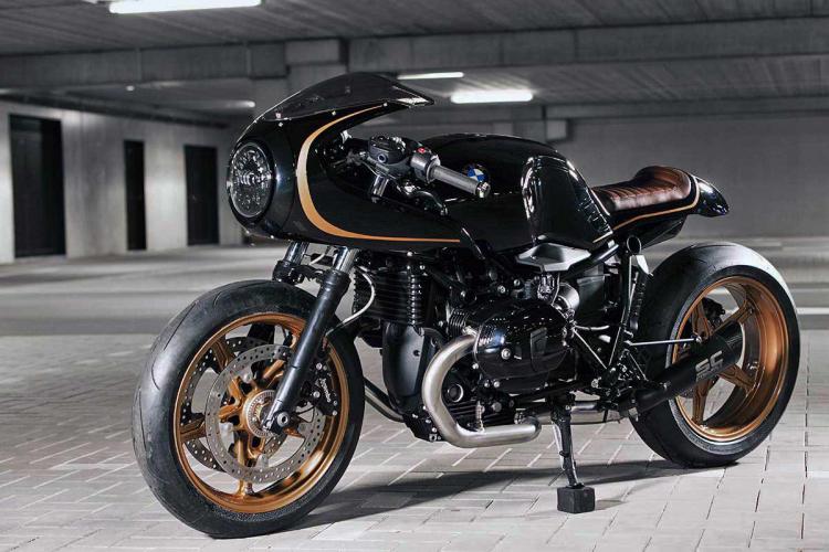 BMW Motorrad nineT Pure Heritage