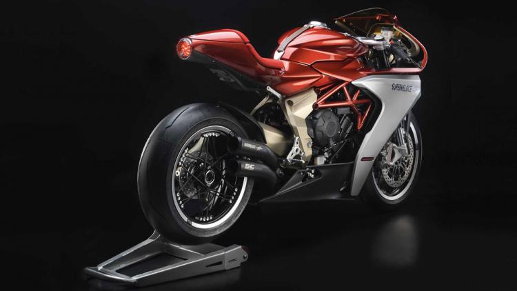 MV Agusta superveloce 800cc