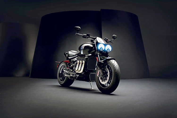 Triumph Rocket III Factory Custom