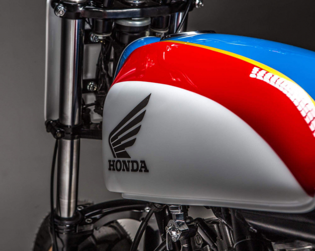 Honda HRC couleurs