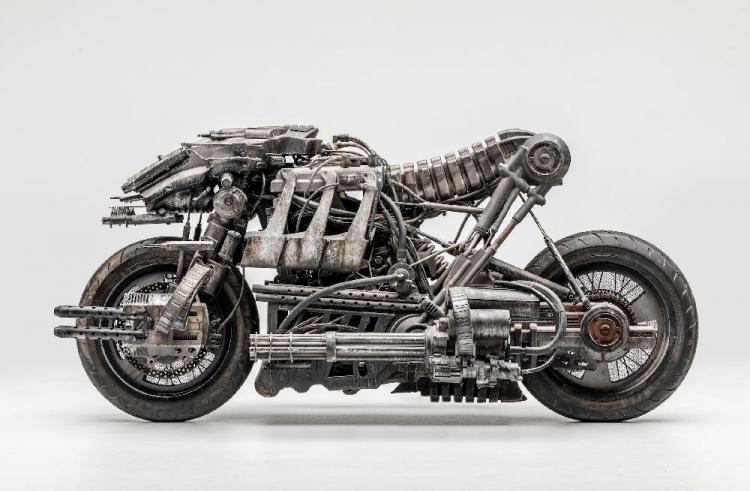 moto terminator SF