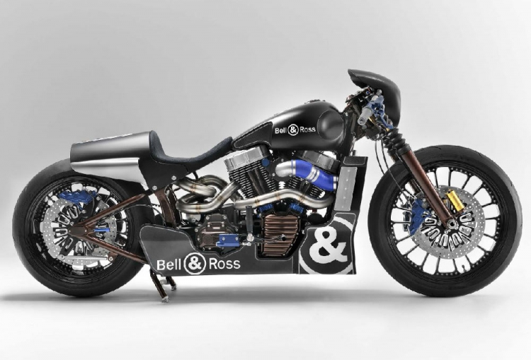 Harley-Davidson Shaw Speed & Custom Bell & Ross