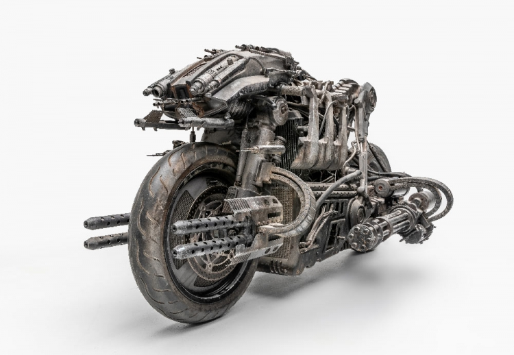 Ducati terminator Renaissance