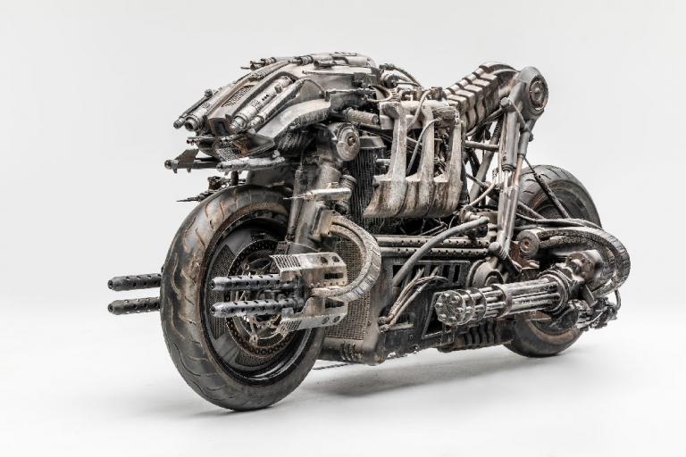 Terminator moto