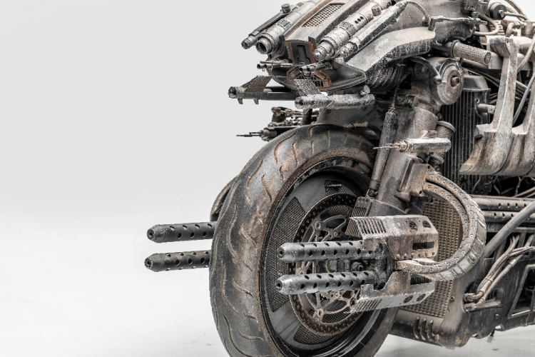 moto science fiction