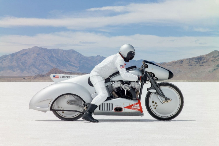 Bell & Ross Harley-Davidson B-Rocket
