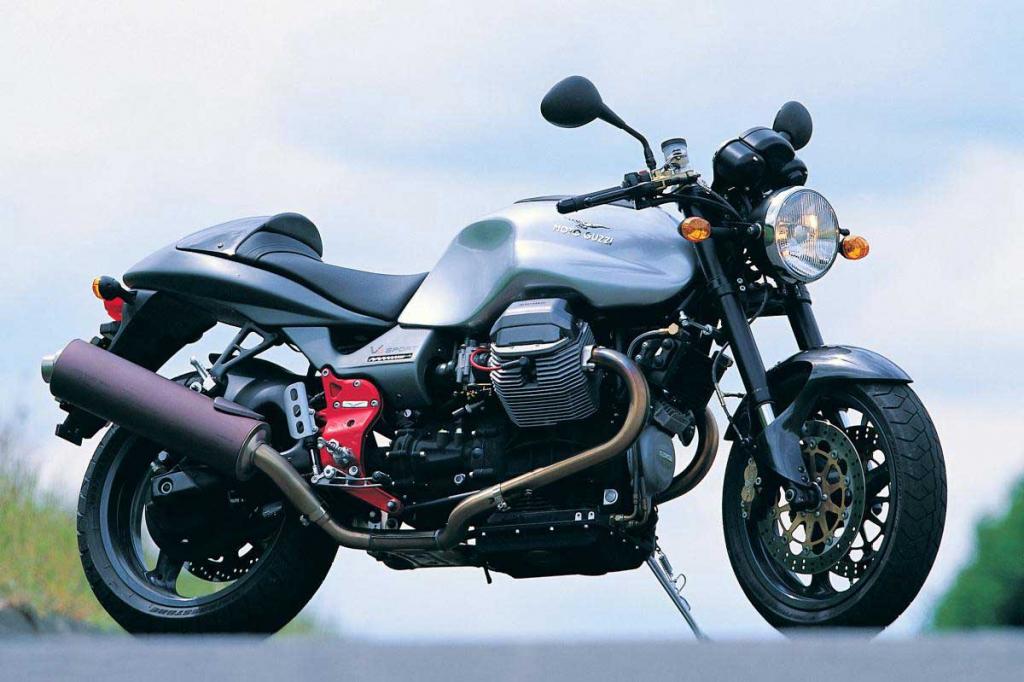 Moto Guzzi V11 moto néo-rétro