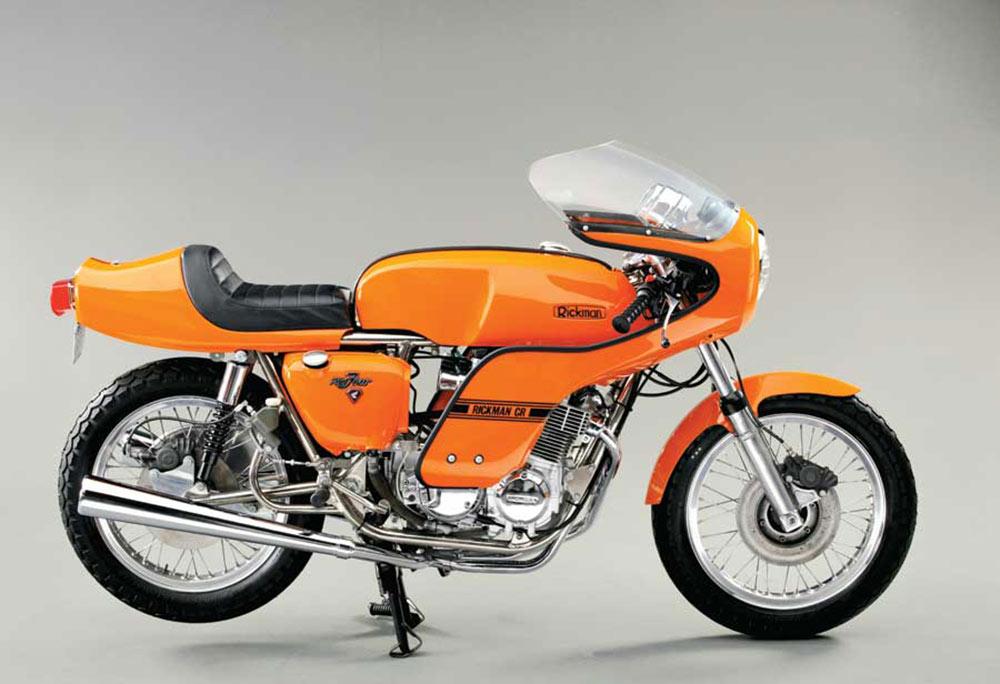 Honda café racer CB750