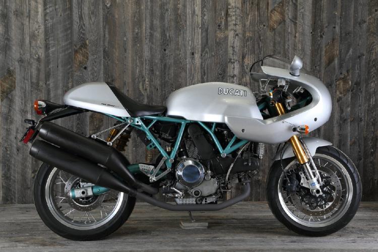 Ducati sportclassic Paul Smart Limited Edition