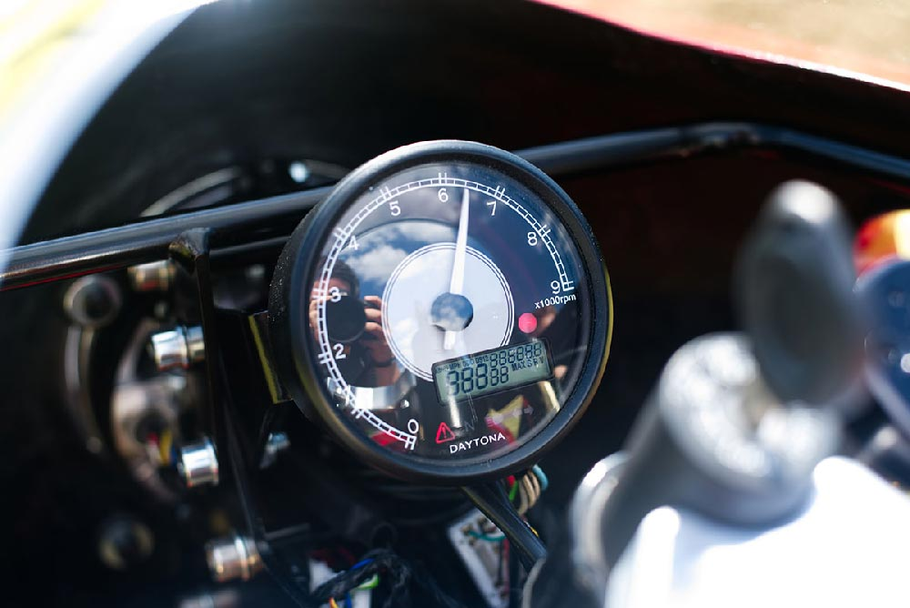 Compte-tours Daytona