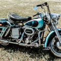 Harley-Davidson Electra Glide Ex Elvis presley : La moto la plus chère au monde