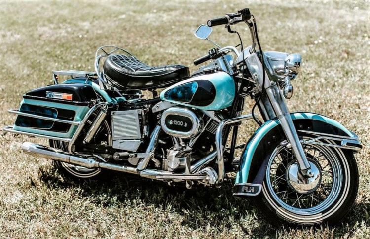 Harley-Davidson Electra Glide Ex Elvis presley