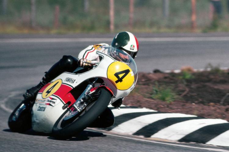 Giacomo Agostini Yamaha