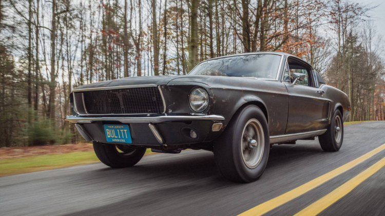Ford Mustang 1968 V8 390 cui