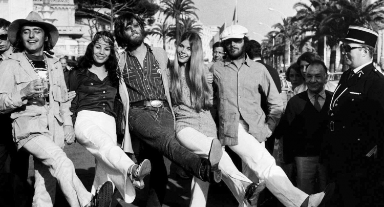 easy rider 1969 Festival de Cannes