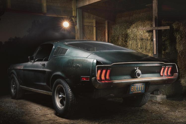 Ford Mustang Fastback Bullit