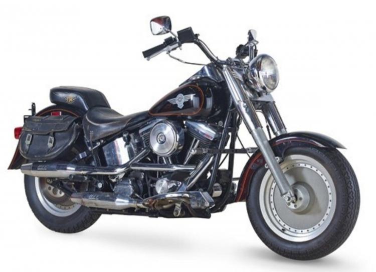 Harley-Davidson Fat Boy  « Terminator 2 »