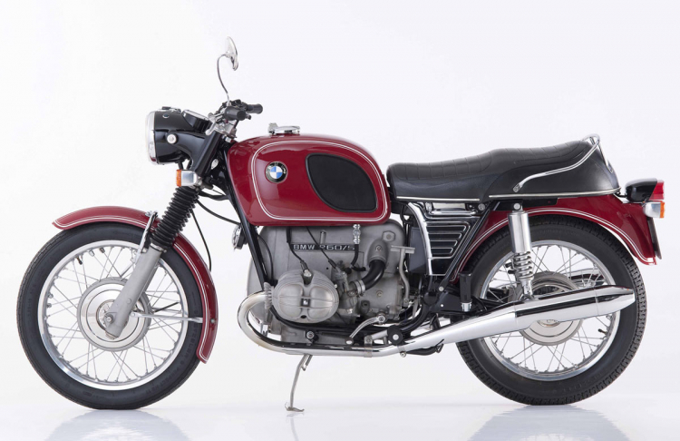 bmw motorrad r60/5