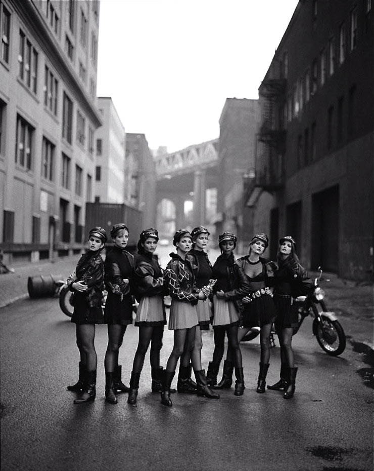 Top-modèles Biker